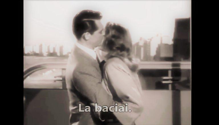 (Bukowski) La baciai. Baciarsi e' più intimo..